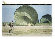 An Air Delivery Of Humanitarian Aid Carry-all Pouch
