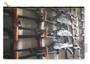 An Armory Of Pk Machine Guns Designed Carry-all Pouch
