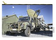 An Australian Defense Force Satellite Carry-all Pouch