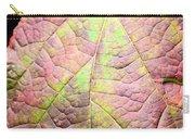 An Autumn's Leaf Carry-all Pouch