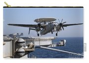 An E-2c Hawkeye Launches Off The Flight Carry-all Pouch