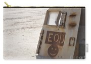 An Explosive Ordnance Disposal Logo Carry-all Pouch