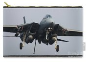 An F-14d Tomcat Comes In For An Carry-all Pouch