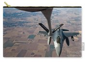 An F-16 Fighting Falcon Moves Carry-all Pouch