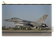 An  F-16c Of The Pakistan Air Force Carry-all Pouch