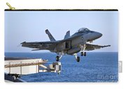 An Fa-18f Super Hornet Takes Carry-all Pouch