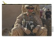 An Ied Detection Dog Keeps His Dog Carry-all Pouch