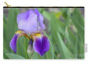 An Iris Blossom Carry-all Pouch
