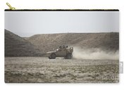 An M-atv Races Across The Wadi Carry-all Pouch