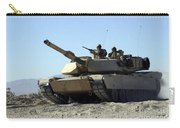An M1a1 Main Battle Tank Carry-all Pouch