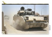 An M2 Bradley Fighting Vehicle Patrols Carry-all Pouch