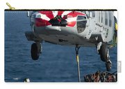 An Mh-60s Sea Hawk Picks Up Pallets Carry-all Pouch