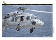 An Mh-60s Sea Hawk Search And Rescue Carry-all Pouch