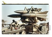 An Mim-23b Hawk Surface-to-air Missile Carry-all Pouch