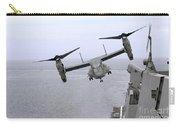 An Mv-22b Osprey Takes Carry-all Pouch