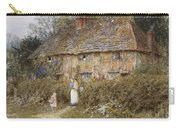 An Old Surrey Cottage Carry-all Pouch