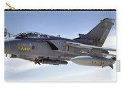 An Raf Tornado Gr-4 Takes On Fuel Carry-all Pouch by Stocktrek Images