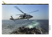An Sh-60r Sea Hawk Delivers Pallets Carry-all Pouch