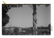 Ancient Cedars And Tombstones Carry-all Pouch
