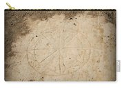 Ancient Christian Symbol Carry-all Pouch