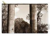 Ancient Columns By The River Carry-all Pouch