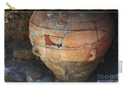 Ancient Relic Of Crete Carry-all Pouch