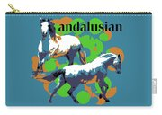 Andalusian Carry-all Pouch
