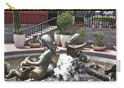 Andrea's Fountain At Ghirardelli Square Carry-all Pouch