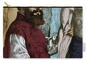 Andreas Vesalius, Flemish Anatomist Carry-all Pouch