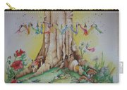 Andriana Fairy Illustration Carry-all Pouch