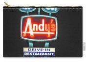 Andy's Drive-in Carry-all Pouch