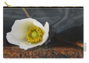 Anemone Alone  Carry-all Pouch