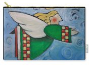 Angel Flight Poster Carry-all Pouch