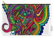 Angel Carry-all Pouch by Karen Elzinga
