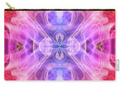 Angel Of Compassion Carry-all Pouch