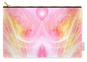 Angel Of Divine Love Carry-all Pouch