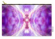 Angel Of Redemption Carry-all Pouch