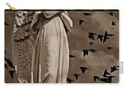 Angel Of Stone S Carry-all Pouch