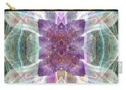 Angel Of The Crystal World Carry-all Pouch