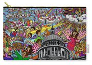 Angel Pickup And Delivery Carry-all Pouch by Karen Elzinga