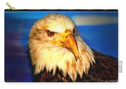 Angel The Bald Eagle Carry-all Pouch