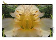 Angelic Lily Carry-all Pouch