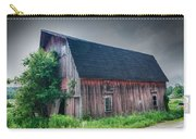 Angelica Barn In Hdr Carry-all Pouch