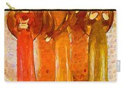 Angels Rejoicing Together Carry-all Pouch