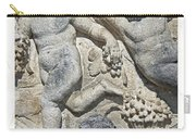 Angels With Grapes Carry-all Pouch by Joana Kruse