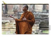 Angkor Wat Monk Carry-all Pouch