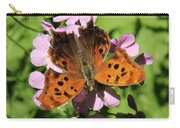 Anglewing Butterfly Carry-all Pouch