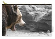 Angry Grizz Carry-all Pouch