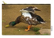 Angry Mallard Carry-all Pouch