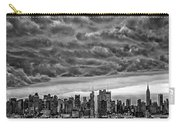 Angry Skies Over Nyc Carry-all Pouch